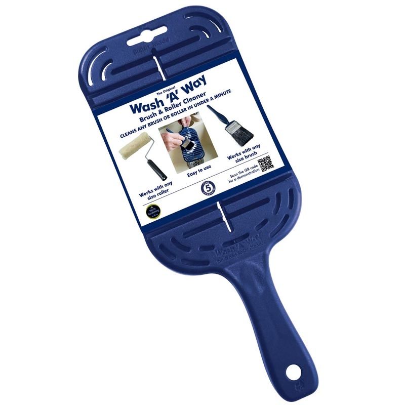 Wash 'A' Way Brush & Roller Cleaner