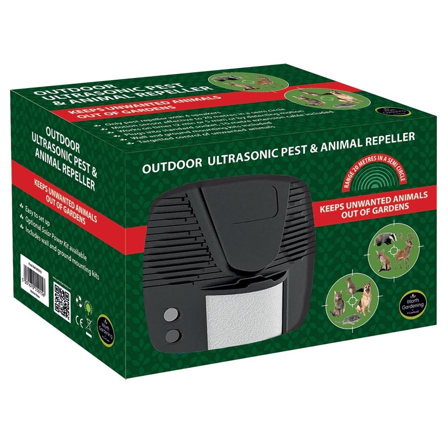 Outdoor Pest Repellers