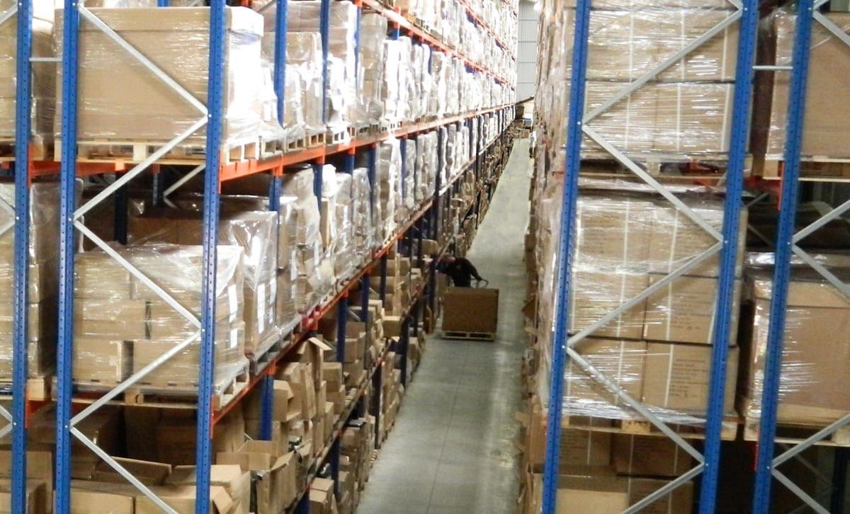 Garland Warehouse