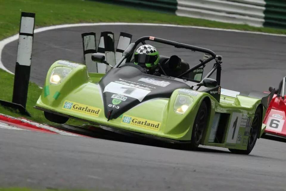 Garland Sponsored Spire GT3 Race Car
