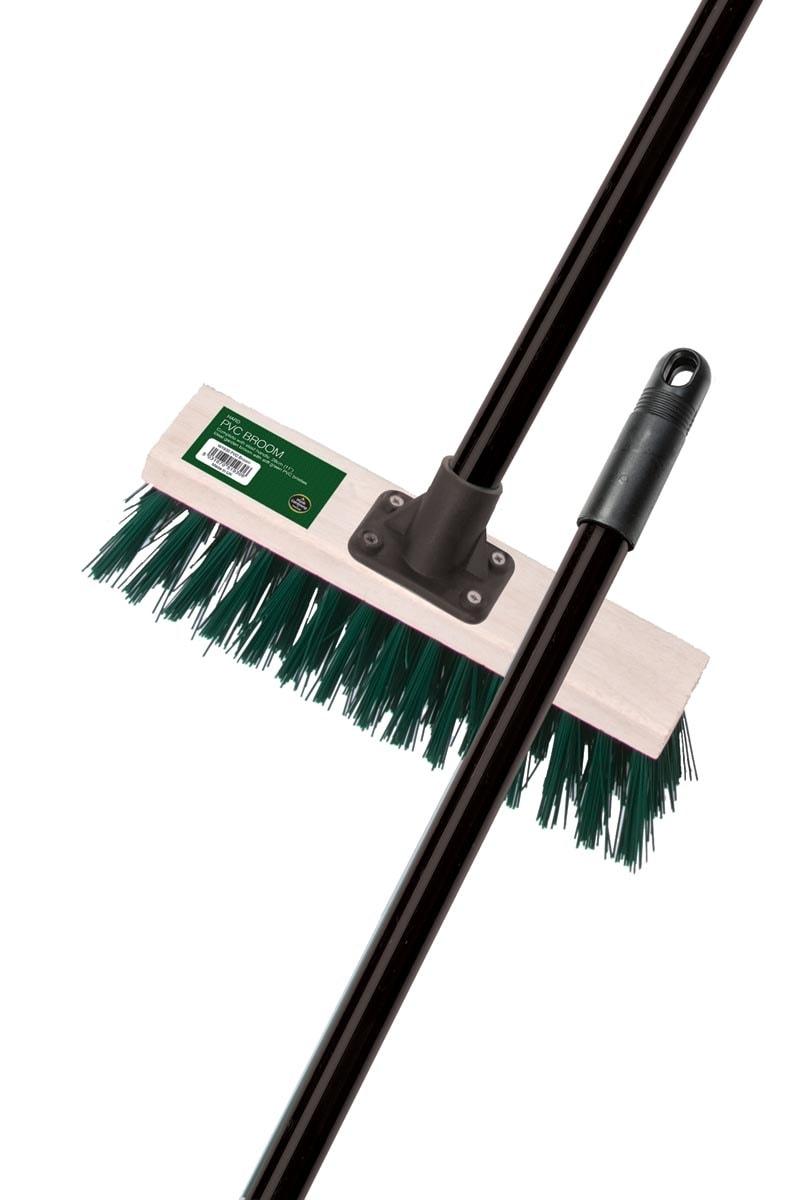 Garland Hard PVC Broom
