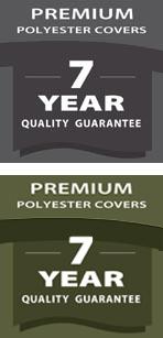 Premium Fabric 7 Year Logos