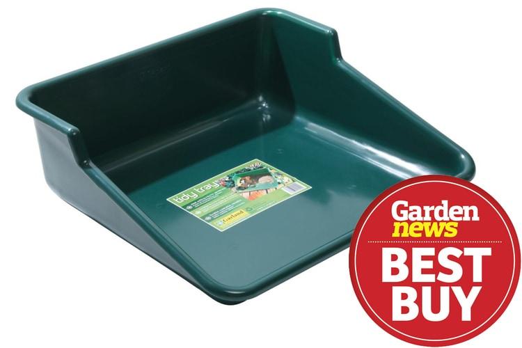 Green Tidy Tray
