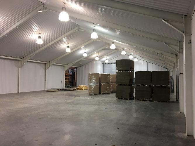 Warehouse Extention