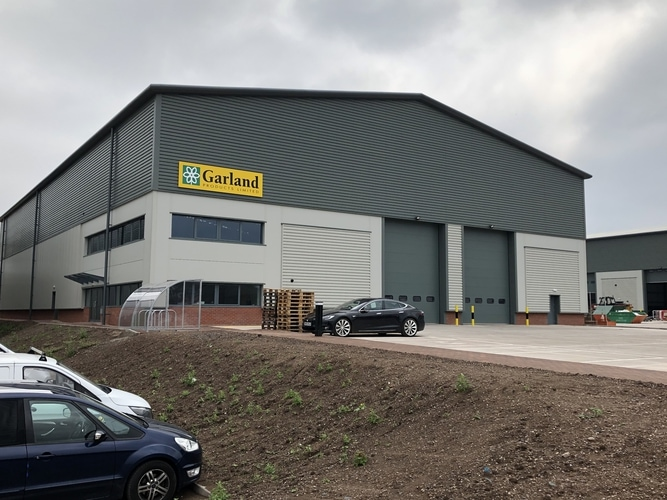 New Midlands Warehouse Opens