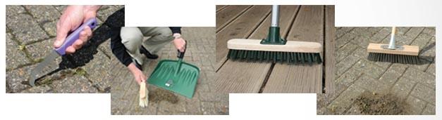 Our New Broom & Patio Range