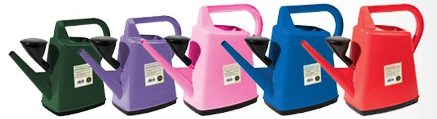Our New Watering Can Range