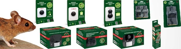 Our New Pest Control Range