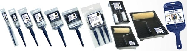Our New Range Of Paint Brushes & Rollers