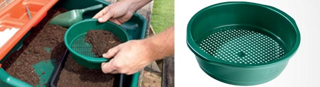 Our New Seed Tray Sieve