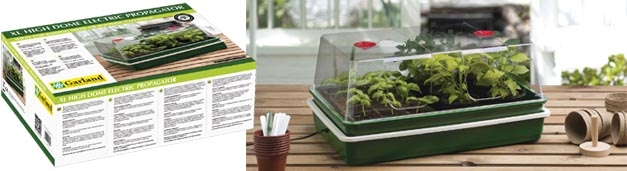 Our New XL High Dome Electric Propagator