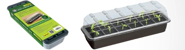 Our New 12 Cell Seed Starter Set