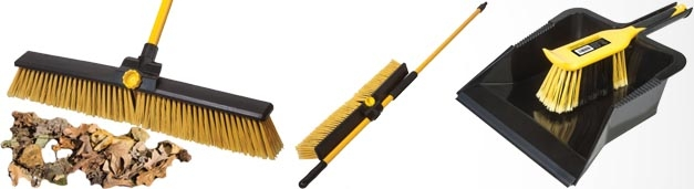 Our New Premium Heavy Duty Brooms