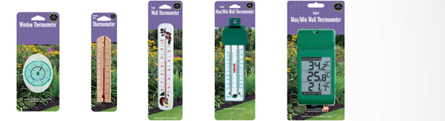 Our new Thermometer Range