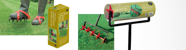 Our New Lawn Care Range