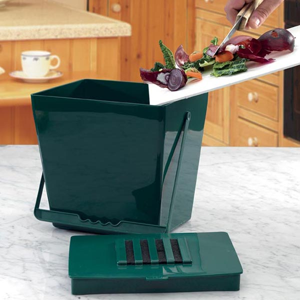 Mini Odour Free Compost Caddy