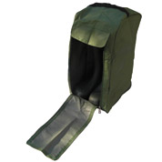 wellington boot bag open